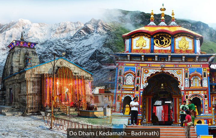 DO DHAM YATRA  WITH AULI
