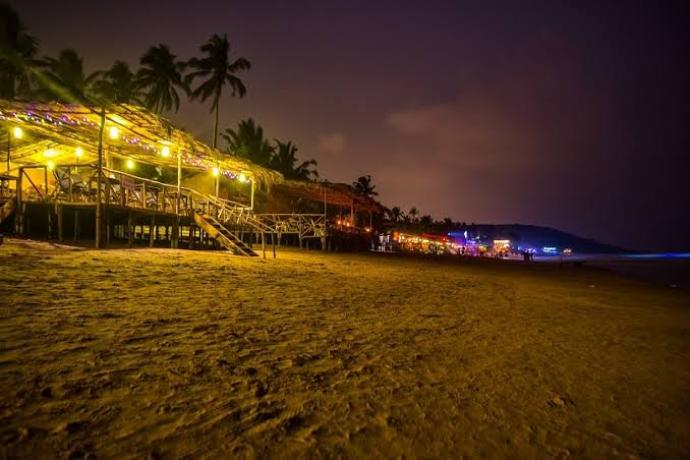 Enthralling Goa package